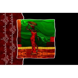 Sebrite Ethnic Themed Area Rug