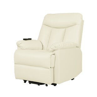 Red Barrel Studio Cress Power Lift Assist Wall Hugger Recliner