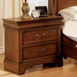 Darby Home Co Riegel 2 Drawer Nightstand