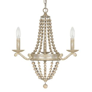 Willa Arlo Interiors Edgard 3-Light Empire Chandelier