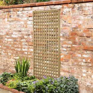 Kelli Wood Lattice Panel Trellis (Set Of 3) Image