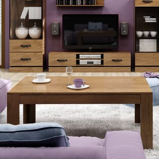 Brayden Studio Holly Rustic Coffee Table