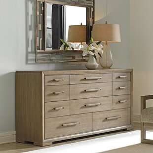 Shadow Play Soiree 11 Drawer Dresser