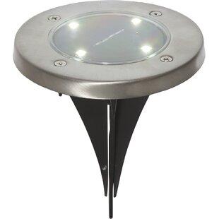 Liddle 4 Light LED Well Lights (Set Of 3) (Set Of 3) Image