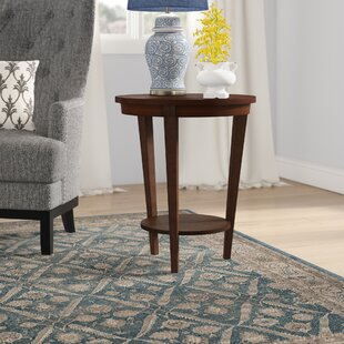 Laurier End Table by Astoria Grand