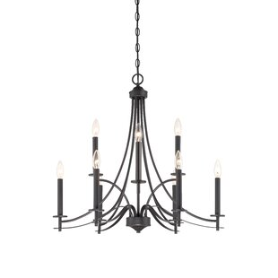 Alcott Hill Naugatuck 9-Light Chandelier