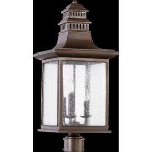 Alcott Hill Brittany Outdoor 3-Light Lantern Head