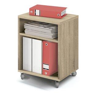 Kiaan 2 Drawer Filing Cabinet By Ebern Designs