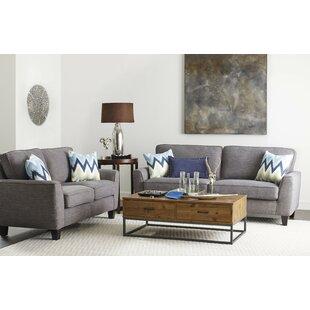 Ebern Designs Amalda Configurable Living Room Set