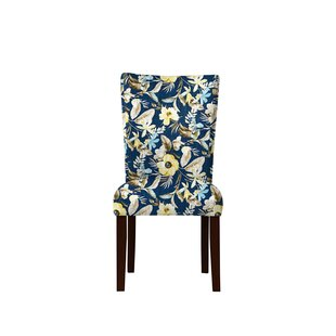 Triche Upholstered Dining Chair (Set of 2..