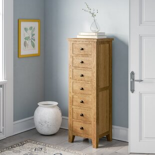 Edith 7 Drawer Chest By Natur Pur