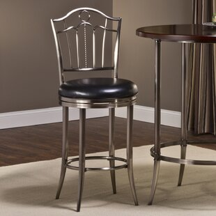 Portland 26 Swivel Bar Stool by Hillsdale Furniture Comparison