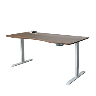 Sapelo Standing Desk by Ebern Designs Find