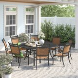 Curacao 9 Piece Dining Set