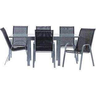 Lola 6 Seater Dining Set Image