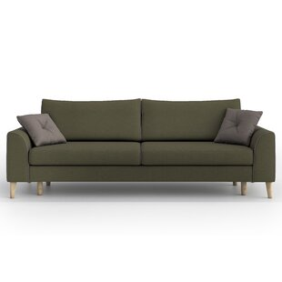 Dark Green Sofa Wayfair Co Uk