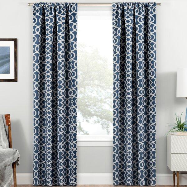 fancy plush design moorish tile curtain.  Matching Curtains And Rugs Wayfair
