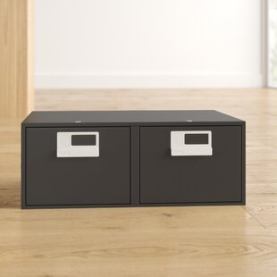 2 Drawer Filing Cabinet By Bisley