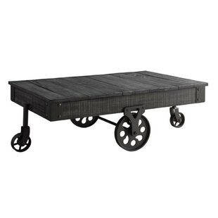 Allard Country Solid Wooden Coffee Table