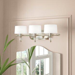 Willa Arlo Interiors Garan 3-Light Vanity Light