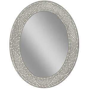 Oval Wall Mirror oval mirrors you'll love | wayfair