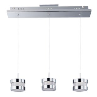 ET2 Disco 3-Light LED Pendant