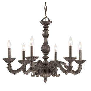 Odessa 6-Light Chandelier ..