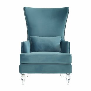 Jacinto Wingback Chair