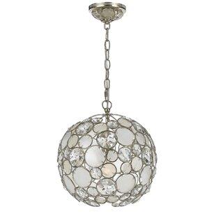 Fonville Globe Pendant by Brayden Studio
