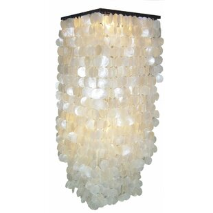 Ocean Lights 1 Light Flush Ceiling