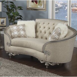 OHare Loveseat by Astoria Grand