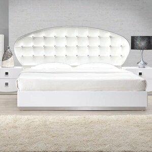 Rachna Upholstered Platform Bed by Orren Ellis