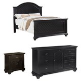Herren Platform Configurable Bedroom Set by Alcott Hill
