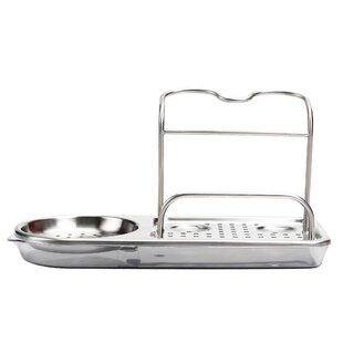 Good Grips Stainless Steel Sink Organizer