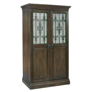 Monaciano Lighted China cabinet by Howard..
