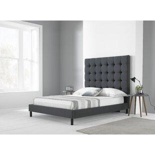 Makena Upholstered Bed By Ebern Designs