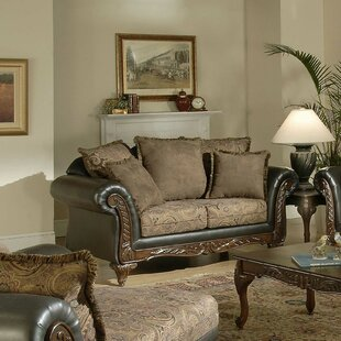 Serta Upholstery Loveseat by S..