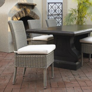 Outdoor Cottage Patio Dining Chair with Cushion