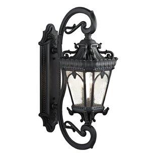 Fleur De Lis Living Guzzi 4-Light Outdoor Sconce