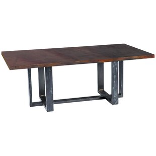Cheyenne Rectangle Dining Table by 17 Stories