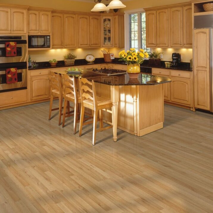 Mohawk Copeland 8 X 47 X 8mm Oak Laminate Flooring In Wheat Oak