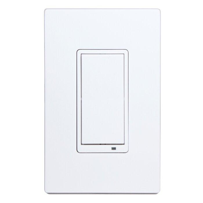 Z Wave Wall Mounted Light Switch