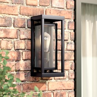 Eddleman LED Outdoor Flush mount By Mercury Row Outdoor Lighting