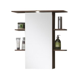 Review 65 X 72cm Wall Mounted Cabinet