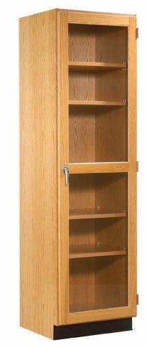 Diversified Woodcrafts Hinged 1 Door Storage Cabinet & Reviews ...