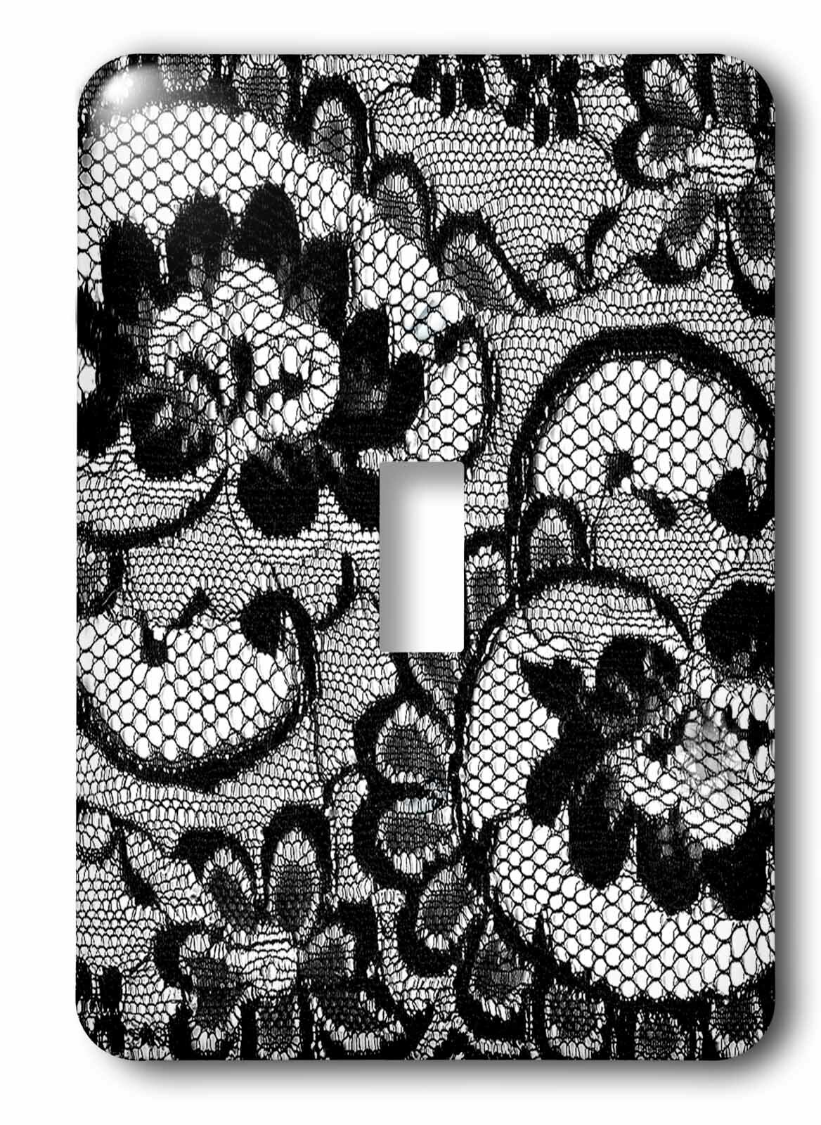 3drose Sassy Lace Print Perfect For Bachelorette Or Lingerie Parties Single Toggle Light Switch Wayfair