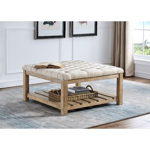 Rolf Wood Shelves Storage Bench By Gracie Oaks