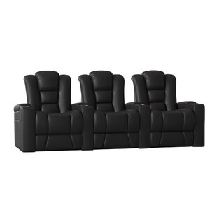 Home Theater Row Seating Row of 3 by Latitude Run