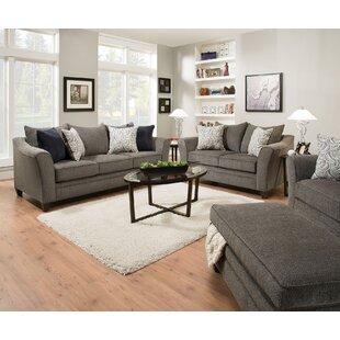 A&J Homes Studio Albany Conservatory Configurable Living Room Set