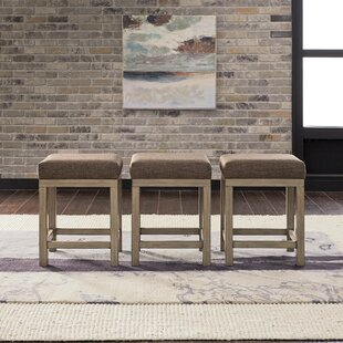 Christina Console 24 Bar Stool (Set of 3) by Loon Peak